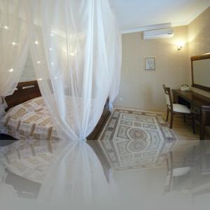 спальня, вид от входа