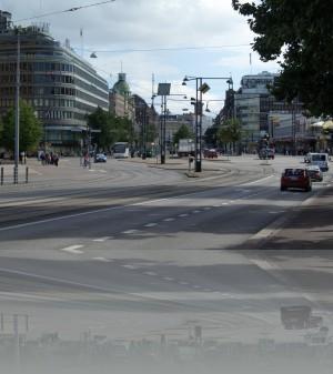 Одна из главных улиц