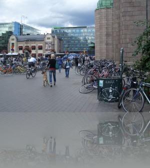 Классика: Европа и велосипед