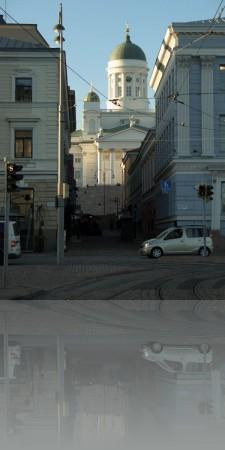 Сюрпризы города