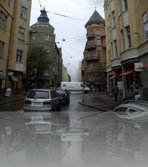 Одна из улиц