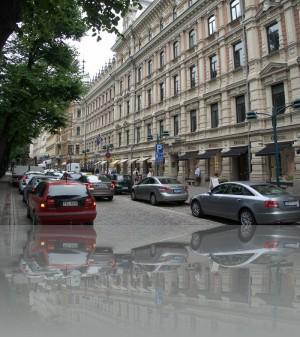 Эспланада (центральный бульвар)