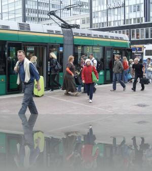 Какие у них трамваи, для таких разных людей
