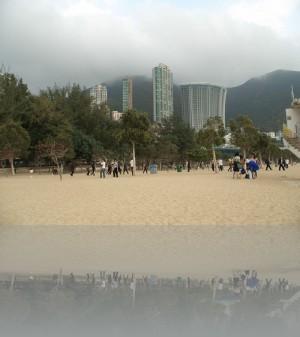 Пляж Рипалз Бей. Очень чисто между прочим