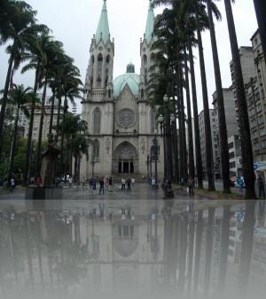 Кафедральный Собор на площади Сэ