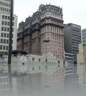 Мартинелли- первый небоскрёб Латинской Америки