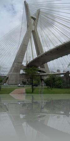 Вот такие там мосты