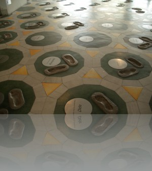Маракана. Знаменитейшие отпечатки