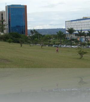 Где заканчивается Бразилиа- видно из центра