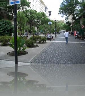 Есть улицы Центральные, но это ещё не Абрикосовая