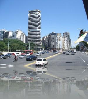 Авенида дель Либертадор