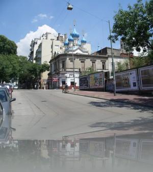 Русская православная вдали от Родины