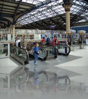 Лондонские вокзалы
