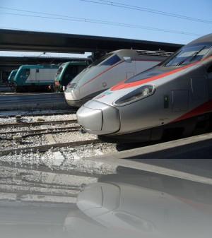 Самый остроносый в Рим, следующий - в Милан и далее по всей стране