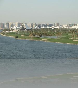 Здесь играют в гольф