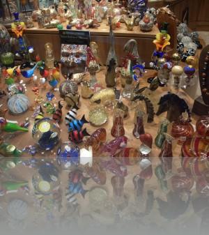 Венецианско-мурановские сувениры