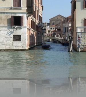 По каналам и мостам
