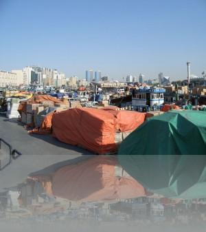 Дубай- как центр торговли и мореплавания