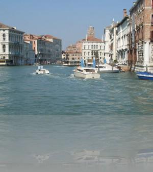 Море в городе