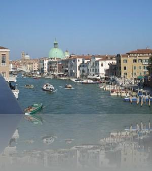 Большой канал с моста Конституции