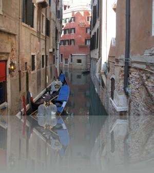 Это так типично для Венеции