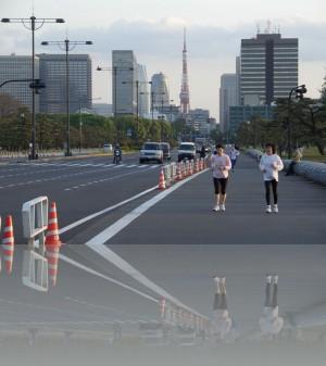 Здоровый бег в Токио- это реально