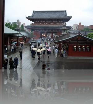 Асакуса. Исторический район в Токио