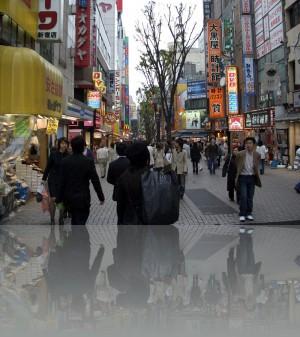 Торгово-пешеходная зона