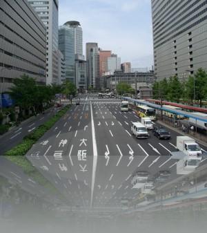 Справа жд вокзал Осаки
