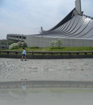 Йойоги. 1964. Олимпиада. Как будто построено вчера