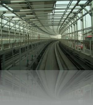 Поезд-автомат, едем вперёд на Одайбу