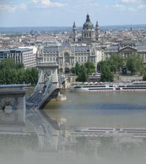 Дунай,базилика,мост,самый дорогой отель- достопримечательности №2,3,4,5
