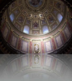 Купол базилики Святого Иштвана