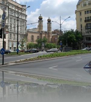 Самая большая в Европе синагога