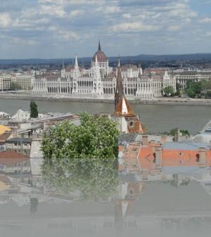 Парламент-самое красивое в Будапеште
