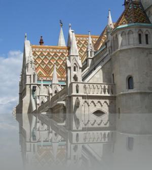 Крыша Св. Матиаша