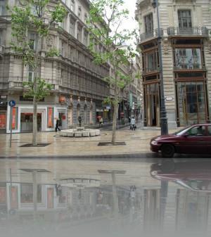 Пешеходная