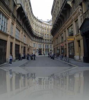 А ля улица Росси по-будапештски
