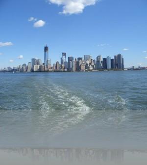 Южная оконечность Манхеттена