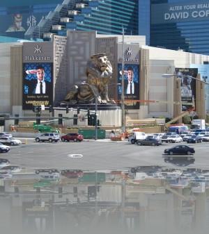Помните МетроГолдвинМейер лев рычит. Это памятник ему