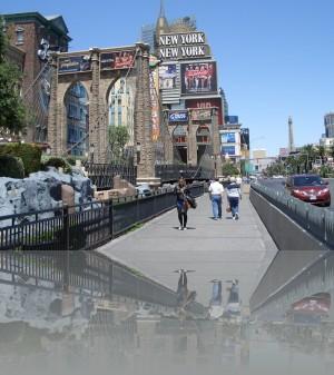 Маааааленькая копия Бруклинского моста