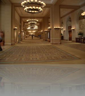 Масштаб отелей впечатляет
