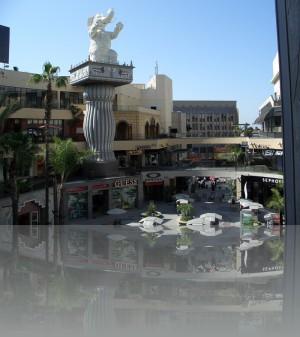 Торг центр на бульваре