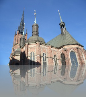 Риддархольмская церковь- усыпальница монархов