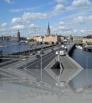 Самый большой мост в центре