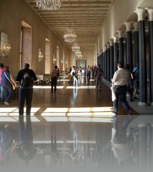 Галерея принца в Ратуше