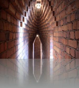 Кладка в башне Ратуши
