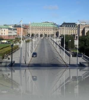 Площадь Густава Адольфа