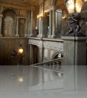 Интерьер в Королевском дворце