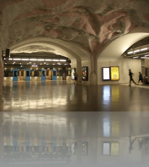 Пещеры-галереи